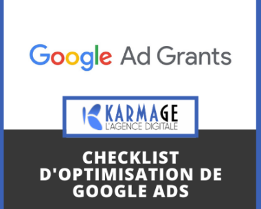 Checklist d'optimisation de Google Ads pour les associations